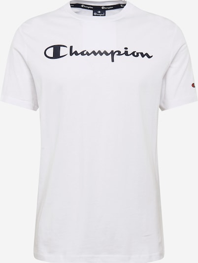 Champion Authentic Athletic Apparel Shirt in de kleur Zwart / Wit, Productweergave