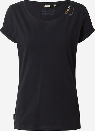 Ragwear T-Shirt 'Florah' in schwarz, Produktansicht