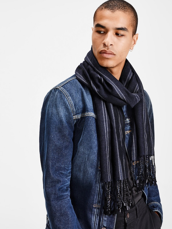 JACK & JONES Schal Woll