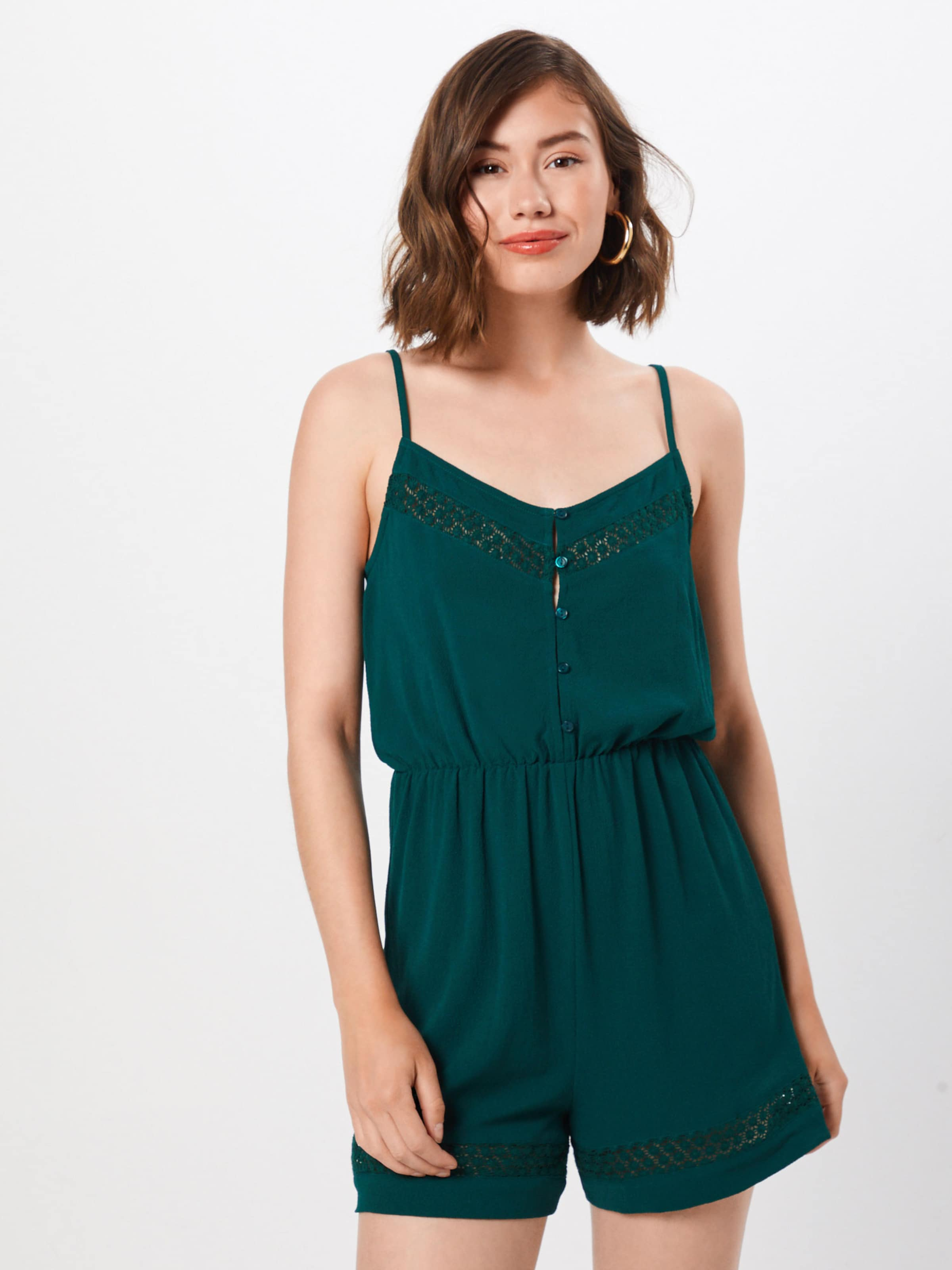 'nathalie' You Jumpsuit In Dunkelgrün About OXPkZui