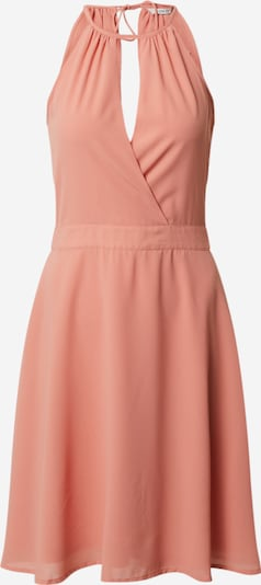 ONLY Kleid 'ONLCHARLENE S/L ABOVE KNEE DRESS WVN' in rosa, Produktansicht