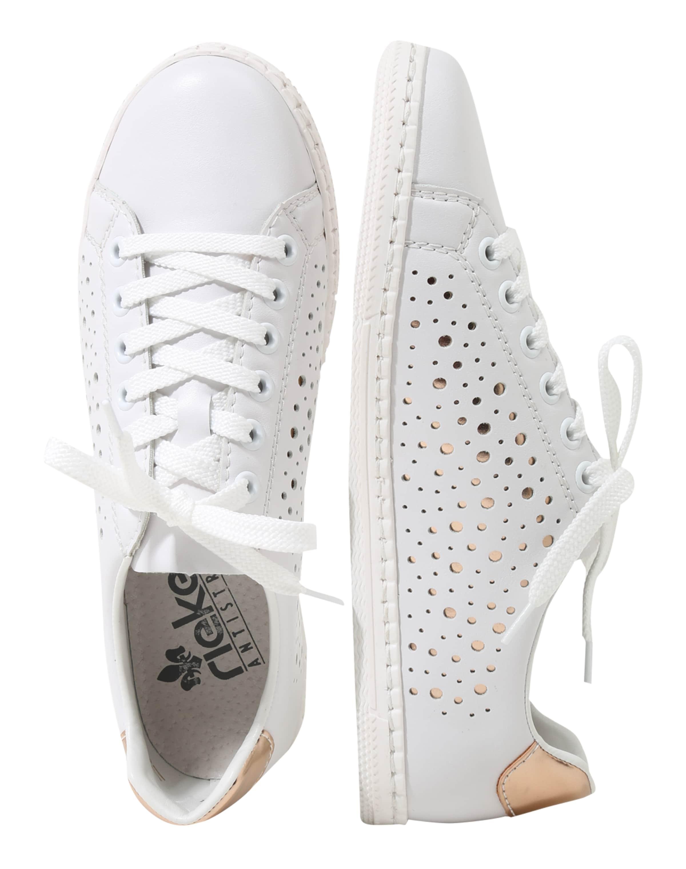 Weiß In Rieker Sneaker Rieker In Weiß Sneaker ARj4L5
