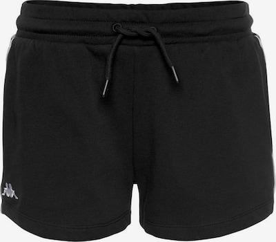 KAPPA Shorts in schwarz, Produktansicht