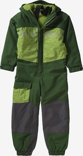 VAUDE Schneeanzug 'SURICATE III' in grün / apfel, Produktansicht