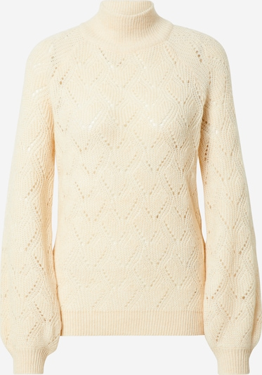 OBJECT Pullover 'Claire' in creme, Produktansicht