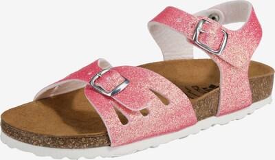 LICO Sandale 'Bioline' in rosa, Produktansicht