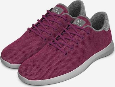 GIESSWEIN Sneakers in weinrot, Produktansicht