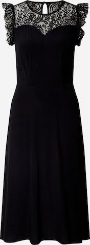 VERO MODA Φόρεμα κοκτέιλ 'Alberta' σε μαύρο