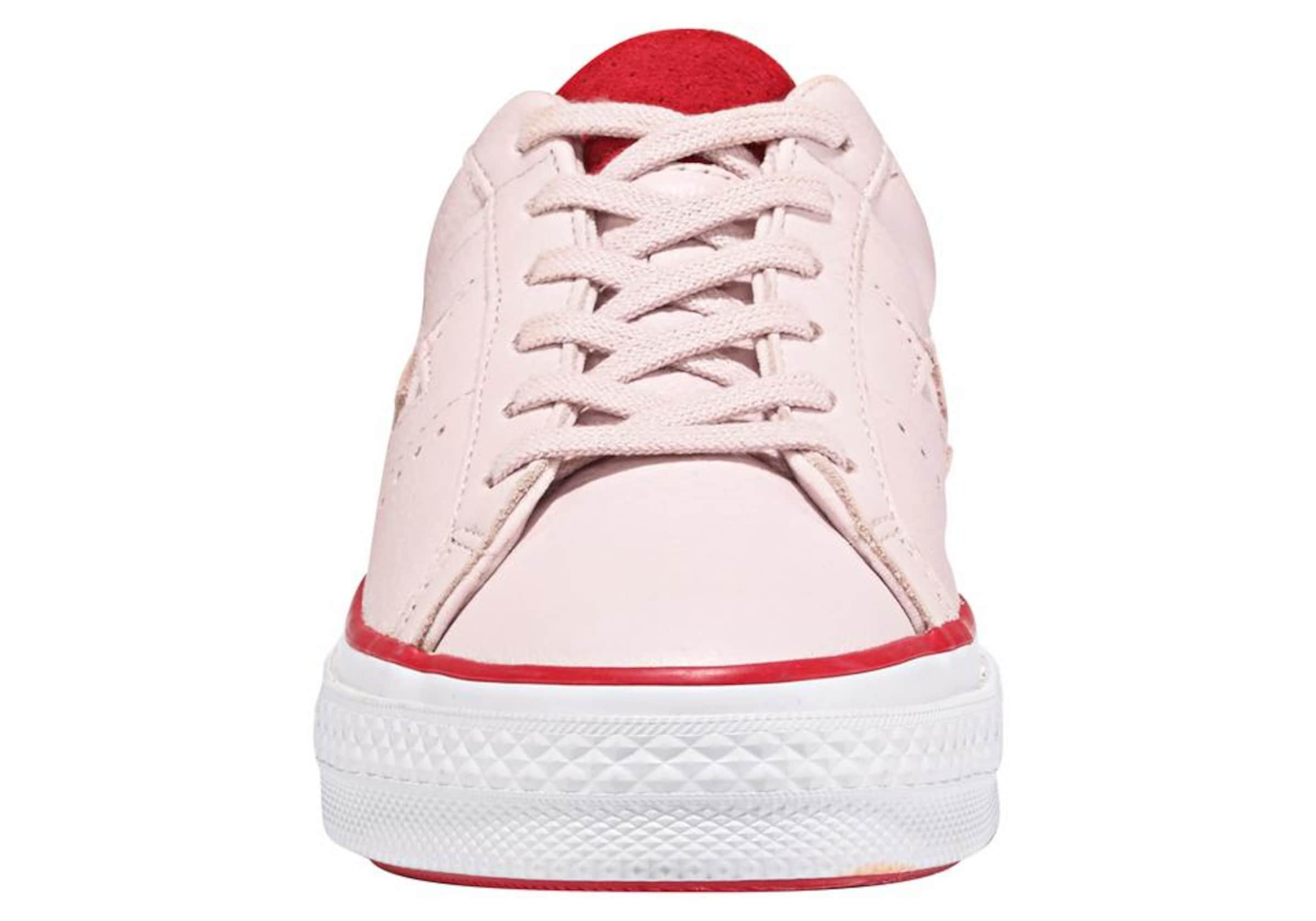 Baskets Ox' Converse En Star 'one RoseRouge Clair Basses OukZwXTPi
