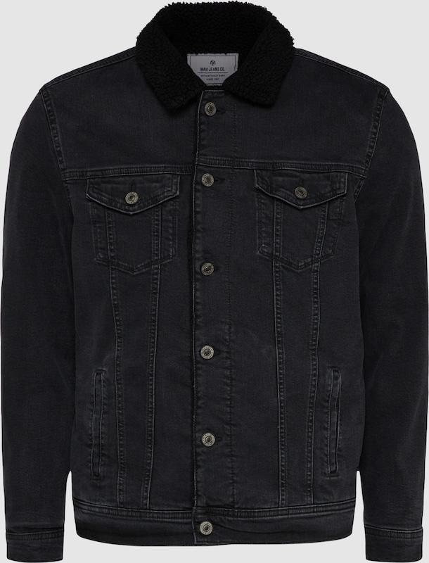Mavi Jeansjacke 'FRANK' in schwarz denim    Große Preissenkung 4f90ae