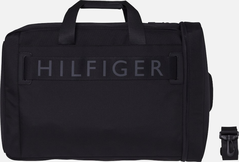 TOMMY HILFIGER Handtasche 'HILFIGER CONVERTIBLE COMPUTER BAG'