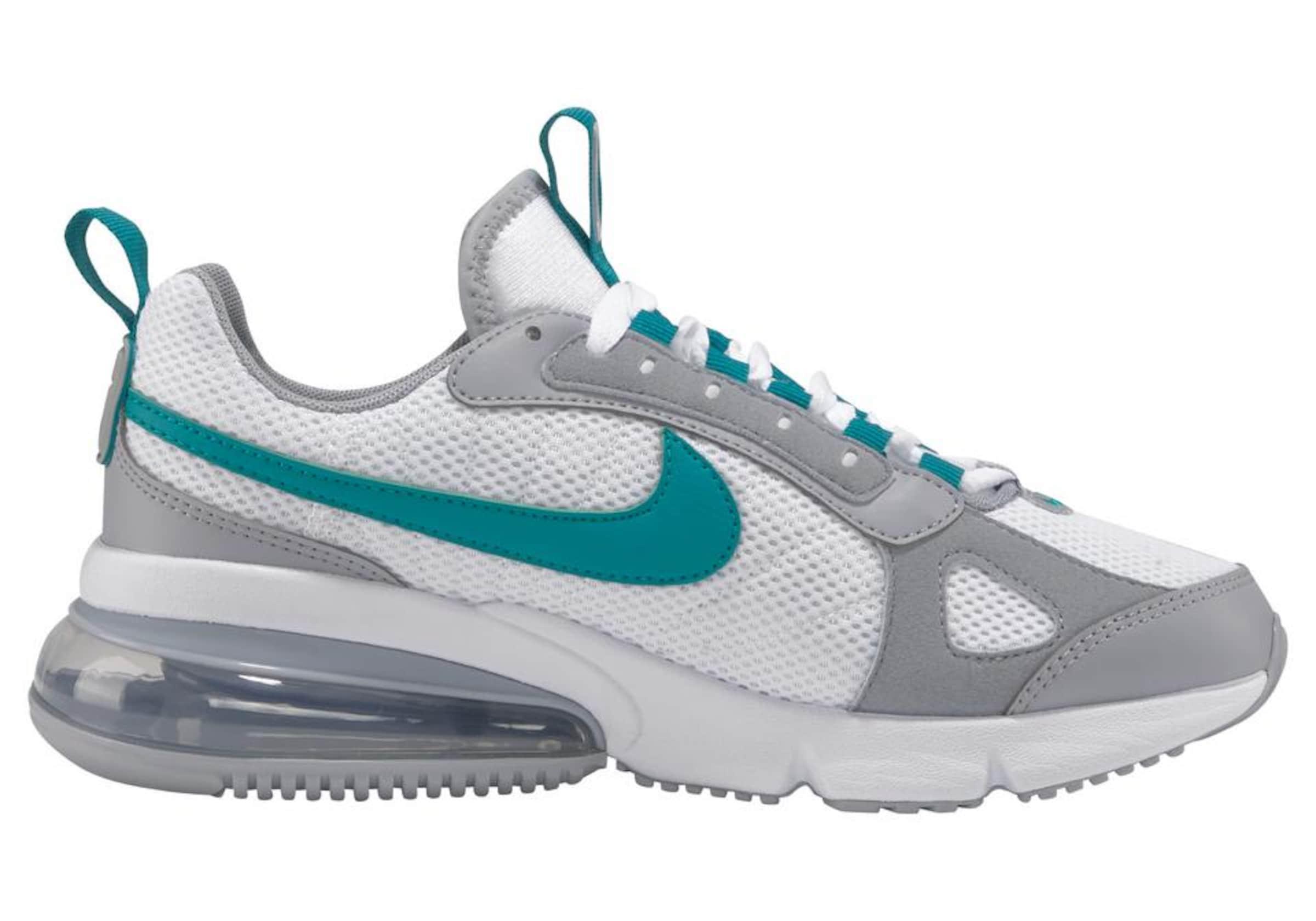 Sportswear Sneaker In Max 'air GrauPetrol Futura' Weiß Nike 270 8Nwv0Omn