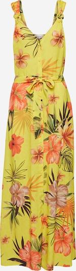 Rochie de vară 'Corcega' Desigual pe galben / verde / portocaliu, Vizualizare produs