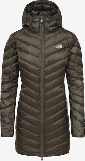 THE NORTH FACE Daunenmantel ' Trevail W ' in grün, Produktansicht