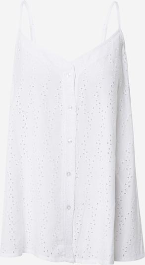 ESPRIT Blusentop in weiß, Produktansicht