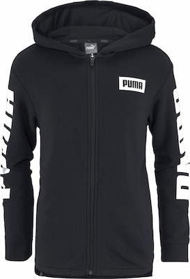 PUMA Sweatvest 'REBEL FZ HOODY'