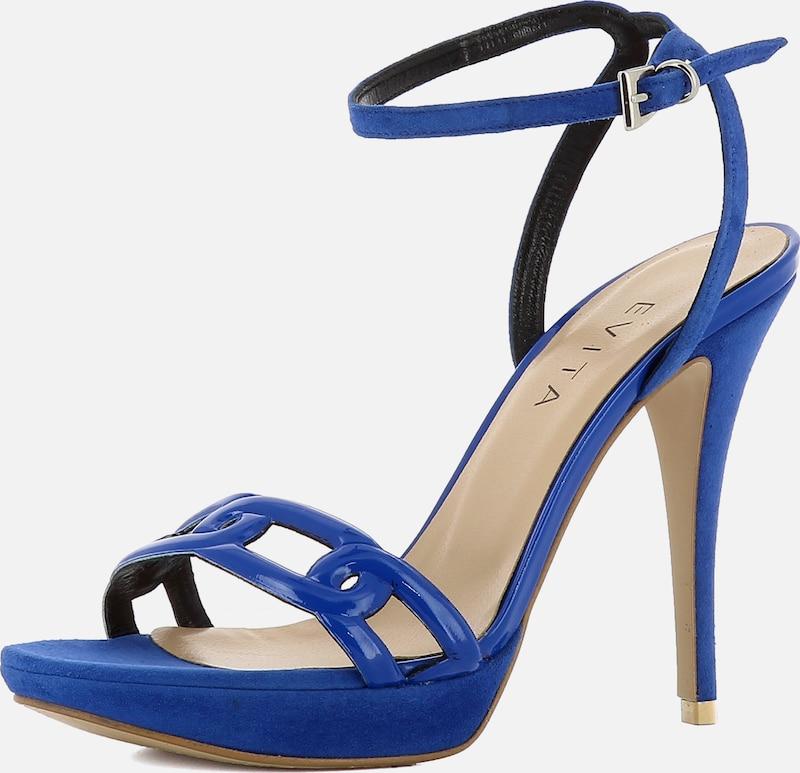 Haltbare Mode billige Gut Schuhe EVITA | Damen Sandalette Schuhe Gut billige getragene Schuhe 761555