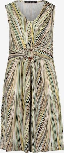 Betty Barclay Kleid in creme / gelb / schilf / tanne / dunkelgrün, Produktansicht