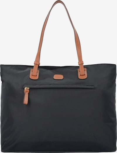 Bric's X-Travel Shopper Tasche 39 cm Laptopfach in schwarz, Produktansicht