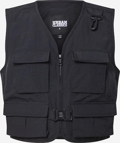Urban Classics Veste 'Ladies Short Tactical Vest' pieejami melns, Preces skats