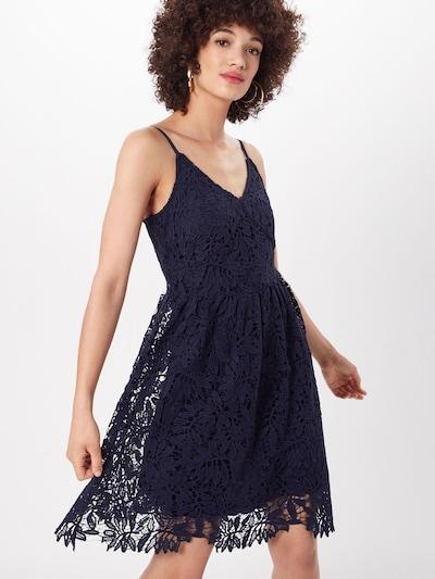 VERO MODA Letní šaty 'Luna' - námořnická modř, Model/ka