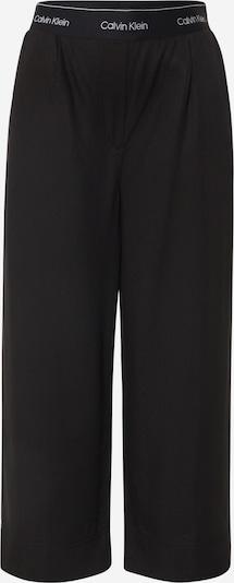 Calvin Klein Pantalon en noir, Vue avec produit