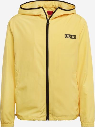 HUGO Tussenjas 'Ben2021' in de kleur Geel, Productweergave
