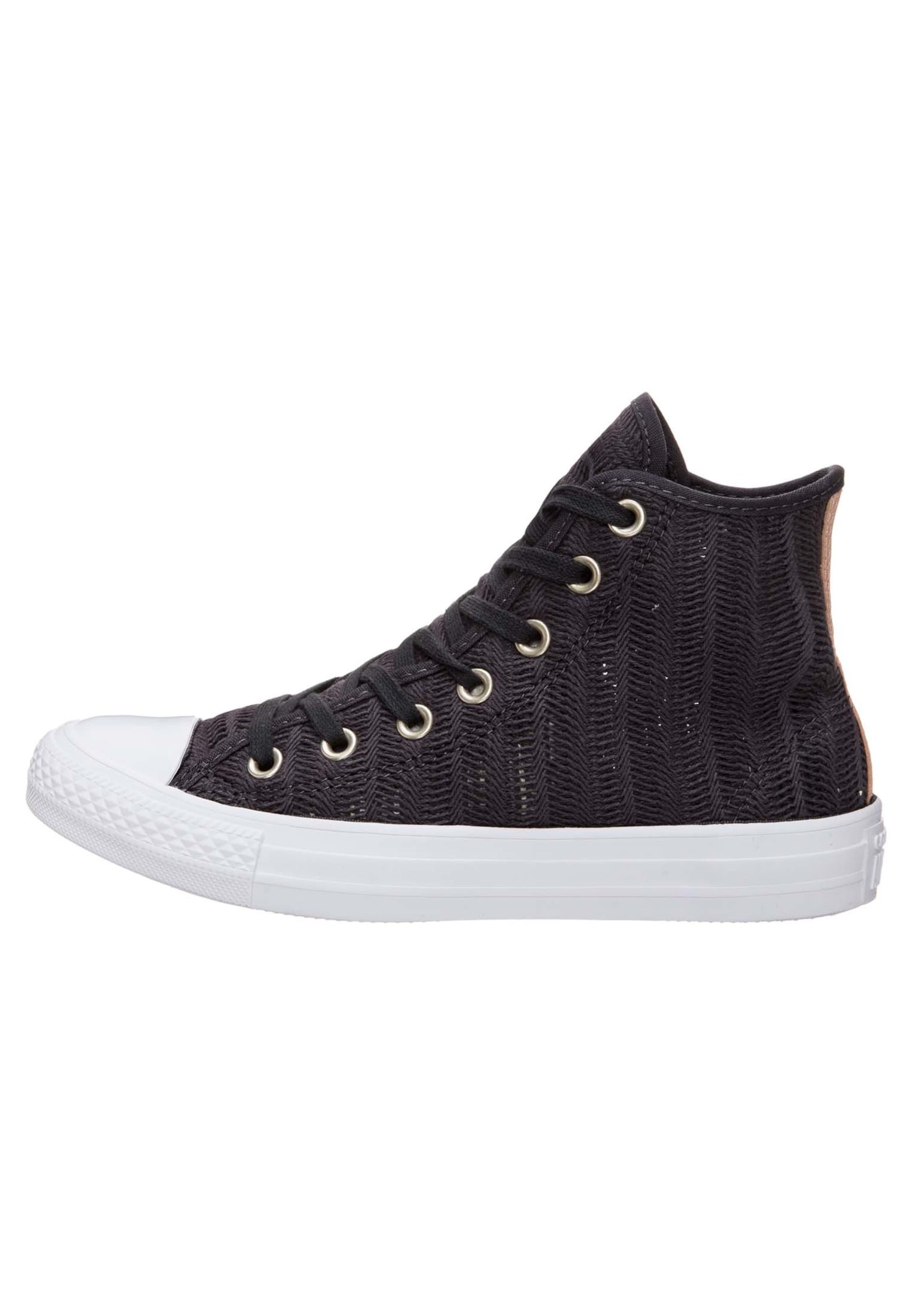 Herringbone CremeDunkelgrau Sneaker In 'chuck Mesh' Star Converse High Schwarz Taylor All mnO8vN0w