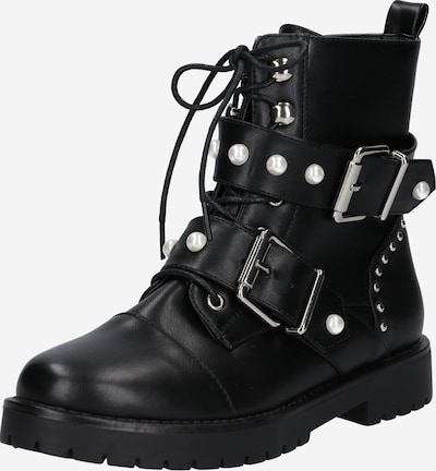 ABOUT YOU Boots 'Juliana' in Black, Item view