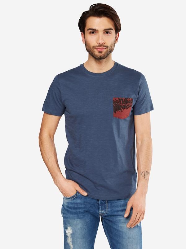 ESPRIT T-Shirt 'cn slub pkt ss'