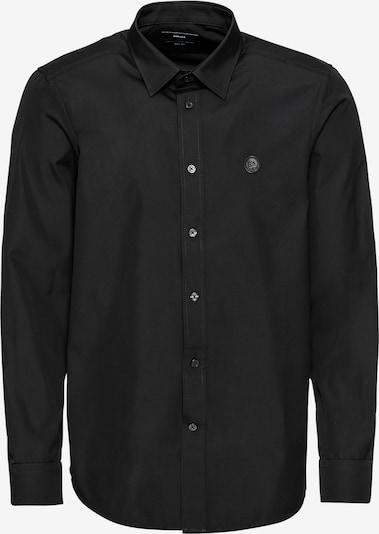 DIESEL Hemd 'S-BILL HEMD' in schwarz, Produktansicht