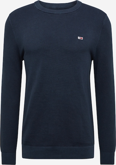 Tommy Jeans Pullover in navy, Produktansicht