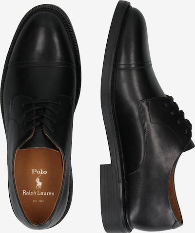 Batai su raišteliais 'ASHER CAPTOE' iš POLO RALPH LAUREN , spalva - juoda: Vaizdas iš šono