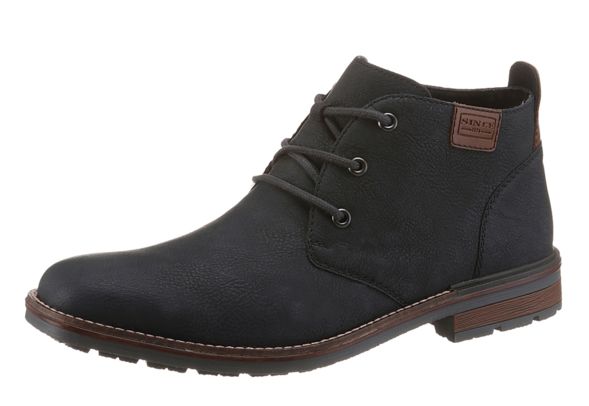 RIEKER Schnürboots Günstige und langlebige Schuhe