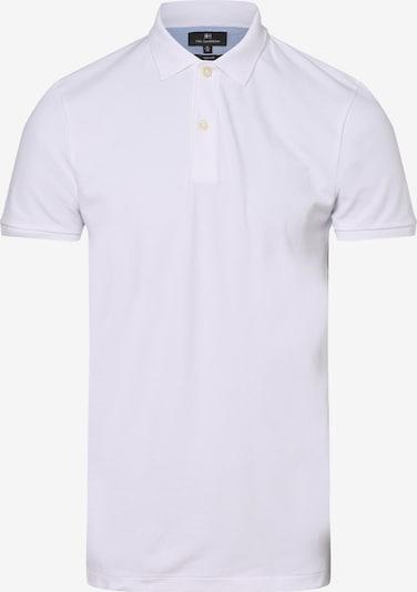 Nils Sundström Poloshirt in weiß, Produktansicht