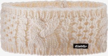 Eisbär Athletic Headband 'Afra' in White