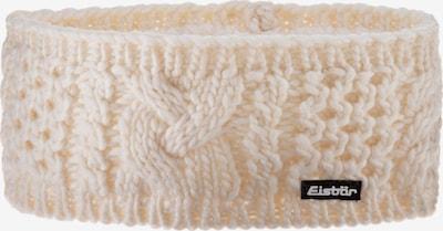 Eisbär Stirnband 'Afra' in wollweiß, Produktansicht