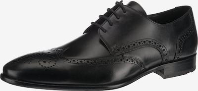 LLOYD Schnürschuhe 'Monte' in schwarz, Produktansicht