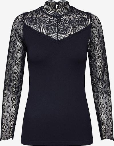 OBJECT Shirt 'Mellany' in schwarz, Produktansicht