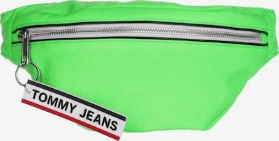 Tommy Jeans Umhängetasche 'Logo Tape' in neongrün, Produktansicht