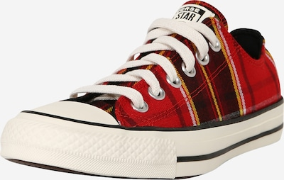 CONVERSE Sneaker 'Chuck Taylor All Star Ox' in rot, Produktansicht