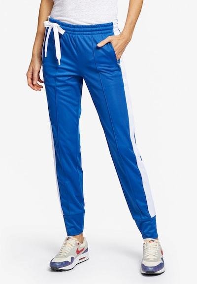 khujo Hose 'Maile' in blau / weiß, Modelansicht