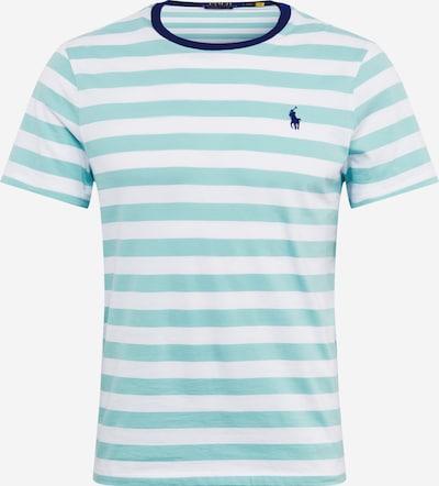 POLO RALPH LAUREN Shirt in mint / weiß, Produktansicht