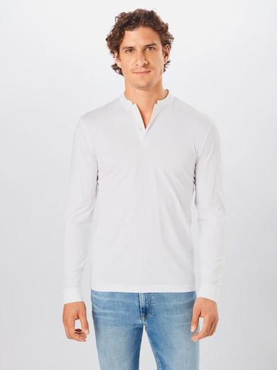 DRYKORN T-Shirt 'Keno' en blanc: Vue de face