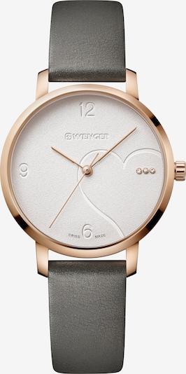 WENGER Uhr 'Metropolitan Donnissima' in gold / basaltgrau, Produktansicht