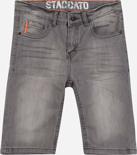 STACCATO Bermudas in grey denim, Produktansicht