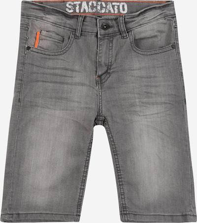 STACCATO Shorts in grey denim, Produktansicht