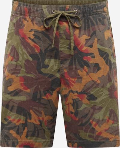 GAP Pantalon 'JOGGER SHORT NEW' en vert, Vue avec produit