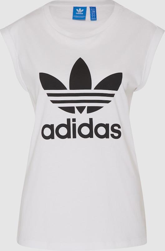ADIDAS ORIGINALS Shirt 'TREFOIL ROLL UP'
