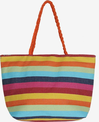 ABOUT YOU Torba za na plažo 'Patricia' | mešane barve barva, Prikaz izdelka